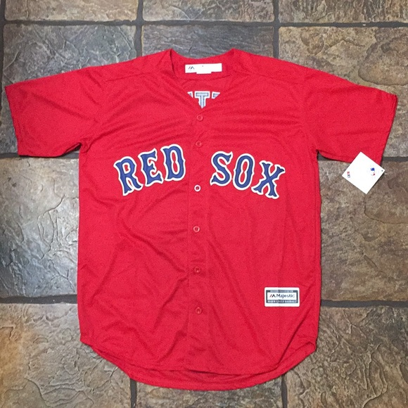 Mookie Betts - Boston Red Sox Away Jersey a1d58ff2431